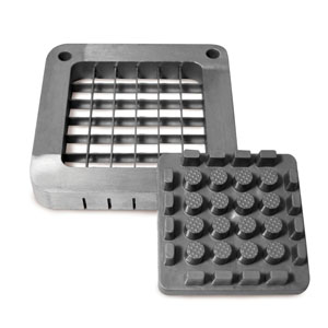 Commercial Quality French Fry Cutter Coarse Plate