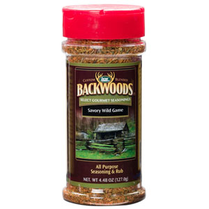 Backwoods Savory Wild Game Rub