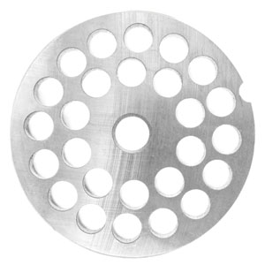 # 8 Grinder Plates - 10mm