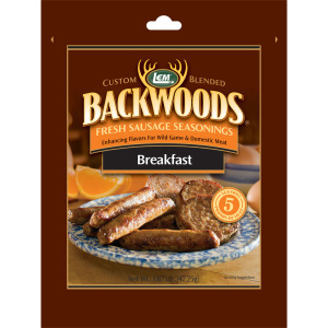 Backwoods Breakfast Fresh Sausage Seasoning - Makes 5 lbs.
