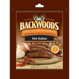 Backwoods Hot Italian Fresh Sausage Seasoning - Makes 5 lbs.