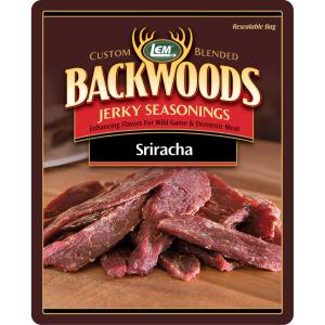Backwoods Sriracha Jerky Seasoning Makes 25 lbs.