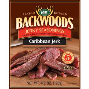 Backwoods 5 LB Caribbean Jerk Jerky Seasoning