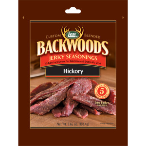 Backwoods Hickory Jerky Seasoning - Makes 5 lbs.