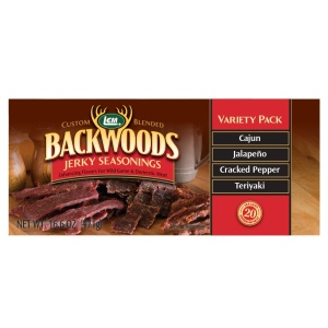 Backwoods Jerky Seasoning Variety Pack # 2