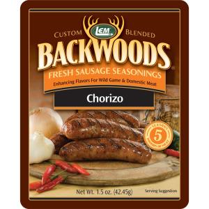 Backwoods Chorizo Fresh Sausage Seasoning - Makes 25 lbs.