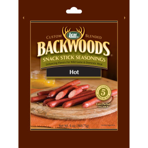 Backwoods Hot Snack Stick Seasoning - Makes 5 lbs.