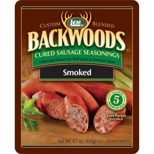 Backwoods Smoked Sausage Cured Sausage Seasoning - Makes 5 lbs.