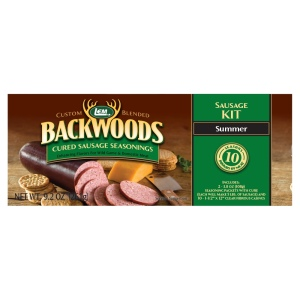 Backwoods Summer Sausage Kits  - Backwoods Summer Sausage Kit Makes 20 lbs.