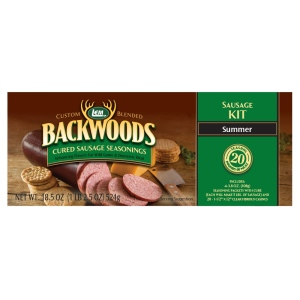Backwoods Summer Sausage Kit - Makes 20 lbs.