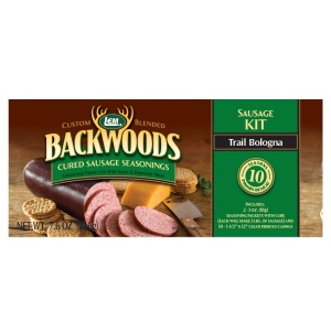 Backwoods Trail Bologna Kits  - Backwoods Trail Bologna Kit Makes 20 lbs.