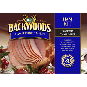 Backwoods Ham Kit - Sweeter Than Sweet