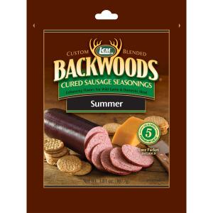 Backwoods Summer Sausage Cured Sausage Seasoning - Makes 25 lbs.