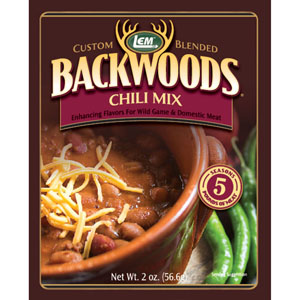 Backwoods Chili Mix