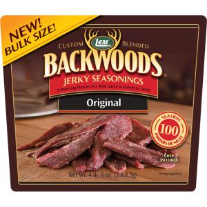 Backwoods Original Jerky Seasoning - Makes 100 lbs.
