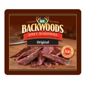Backwoods Original Jerky Seasoning - Makes 100 lbs.