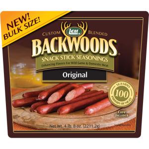 Backwoods Original Snack Stick Seasoning - Makes 100 lbs.
