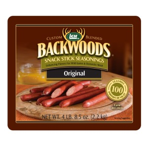 Backwoods Original Snack Stick Seasoning - Makes 100 lbs.