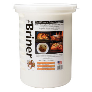 Briner Buckets - 22 Quart Briner Bucket