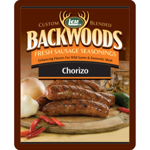 Backwoods Chorizo Fresh Sausage Seasoning - Backwoods Chorizo Seasoning Makes 5 lbs.