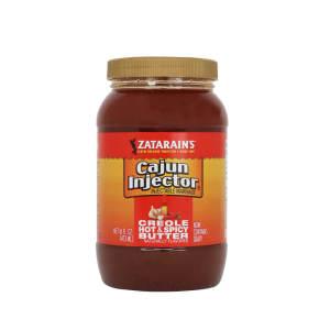 Cajun Injector Creole Hot 'N Spicy Butter Marinade