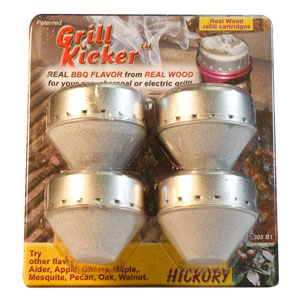Grill Kicker - Mesquite Refill Cartridges