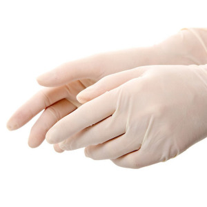 Latex Gloves - Latex Gloves - Size Large - Box Of 100