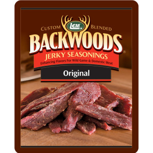 Backwoods Original Jerky Seasoning - Backwoods Original Jerky Seasoning Bucket Makes 100 lbs. - BEST VALUE!