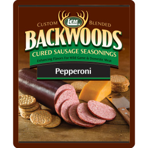 Backwoods Pepperoni Cured Sausage Seasoning