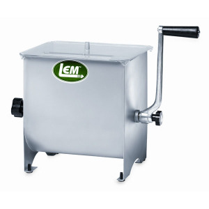 Refurbished 25 lb. Stainless Steel Mixer