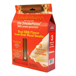 Smoke Pistol Hickory Cartridge