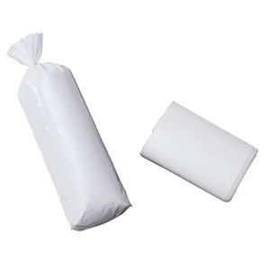 White Meat Bags - 2Lb Plain White Bags- 1000 Count