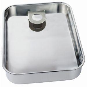pan with guard