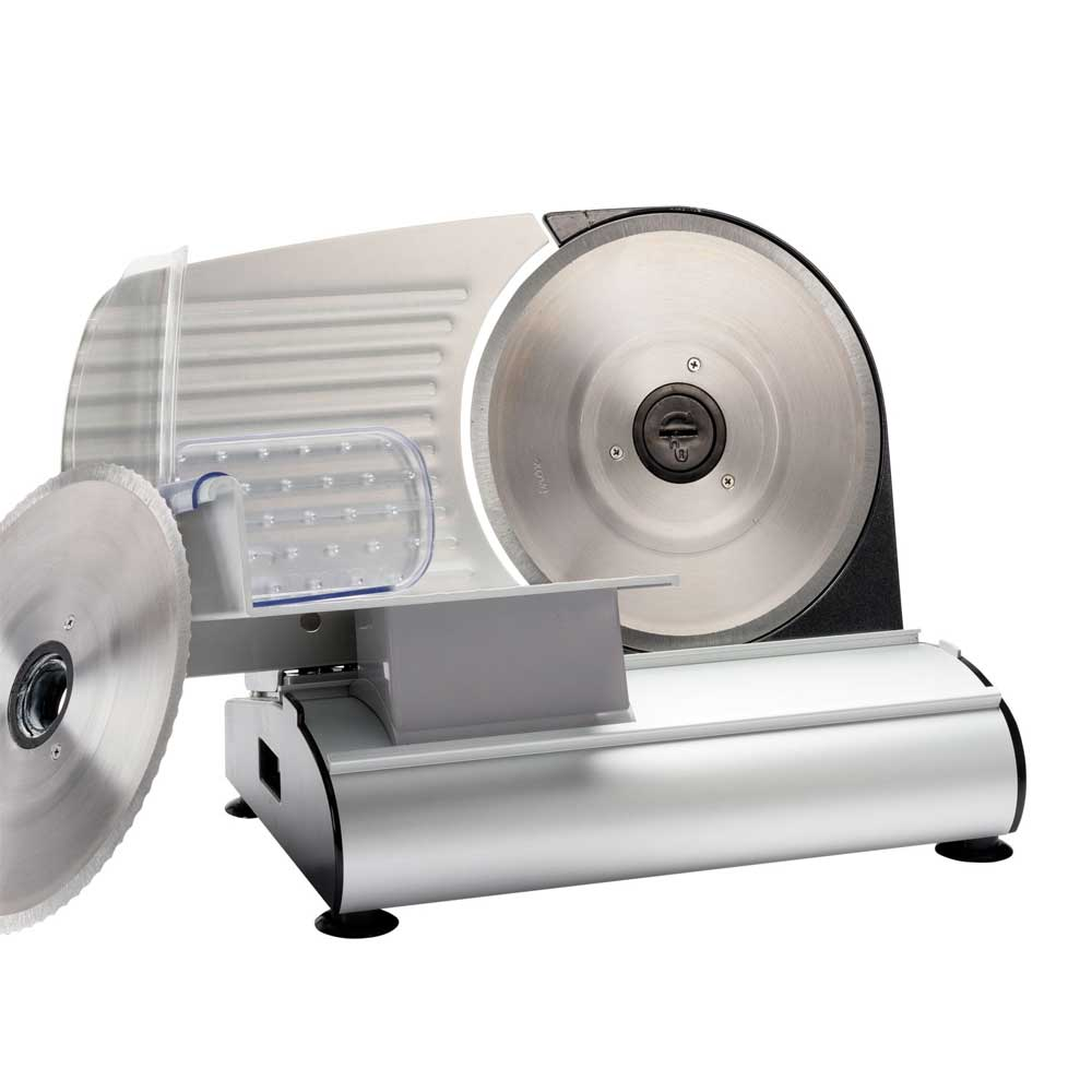 "Mighty Bite 8 1/2"" Meat Slicer"