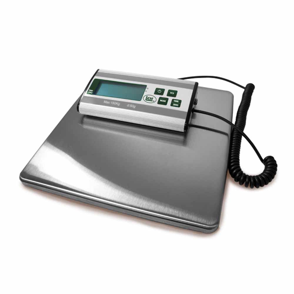 Refurbished 330 lb. Stainless Steel Digital Scale