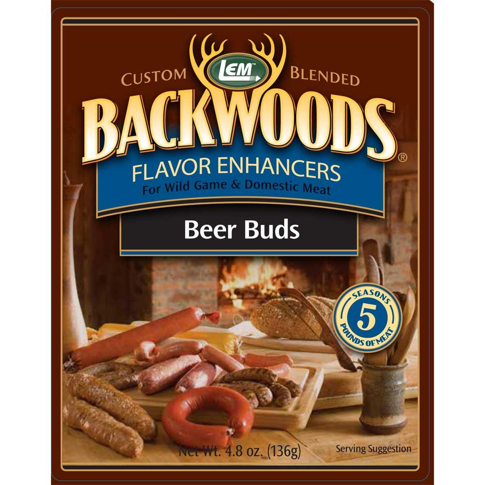 Backwoods Beer Buds