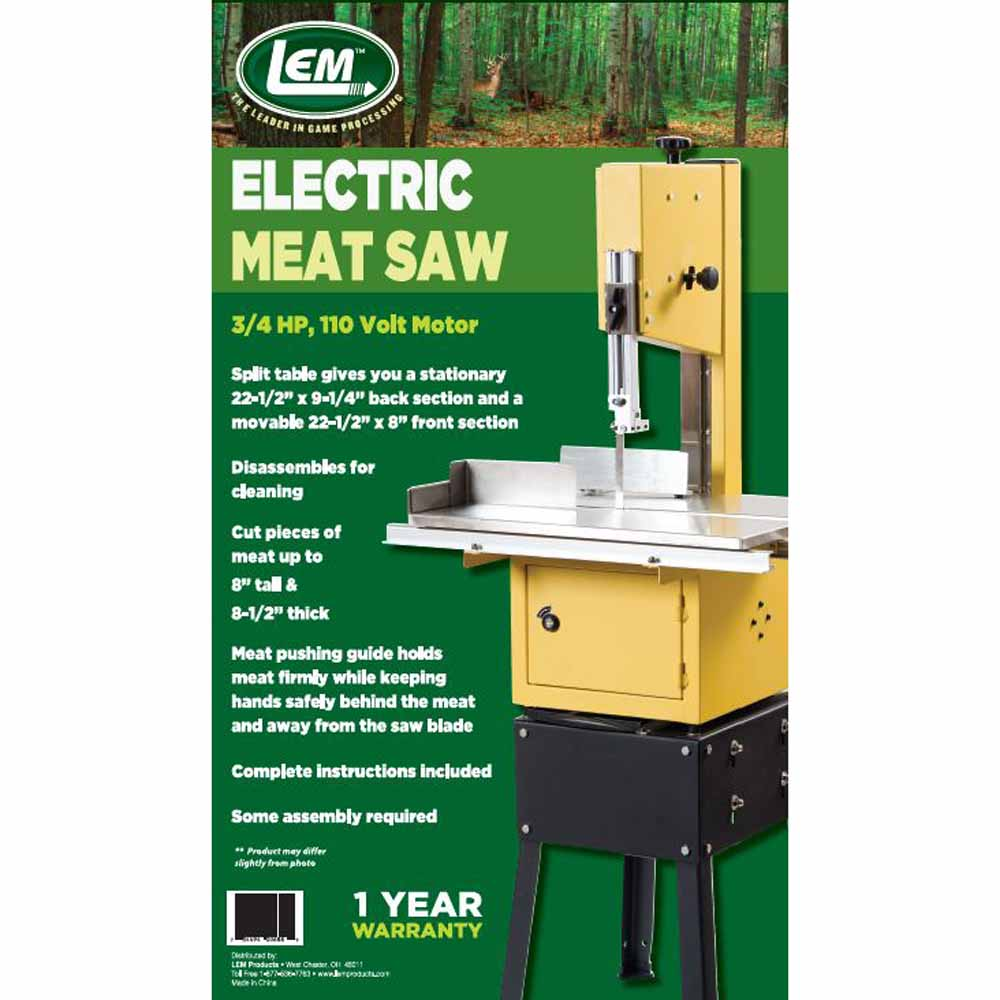 Electric meat saw lem products electric meat saw packaging keyboard keysfo Images