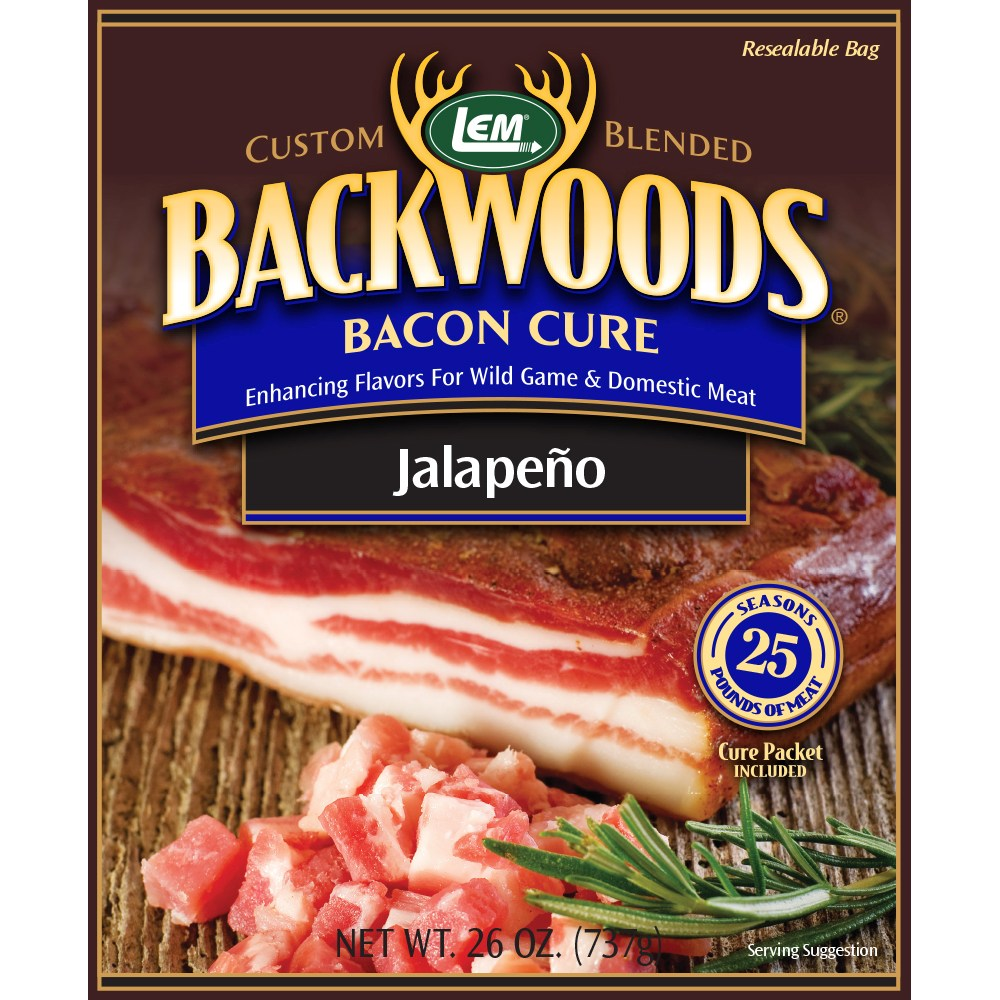 Backwoods Jalapeno Bacon Cure