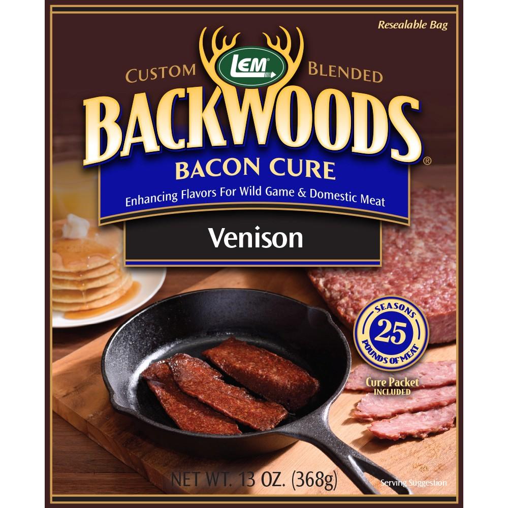 Backwoods Venison Bacon Seasoning Cure