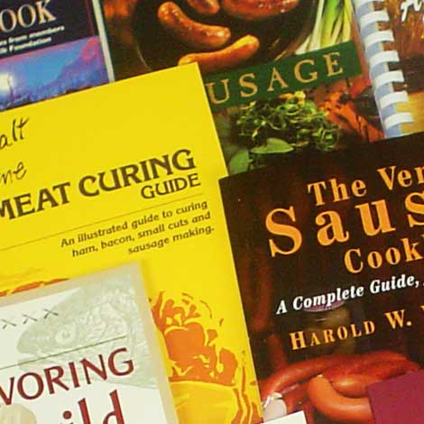 Jerky Making Books
