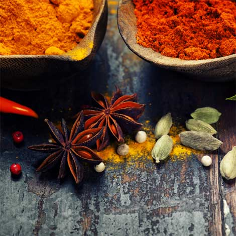 All Spices & Seasoning