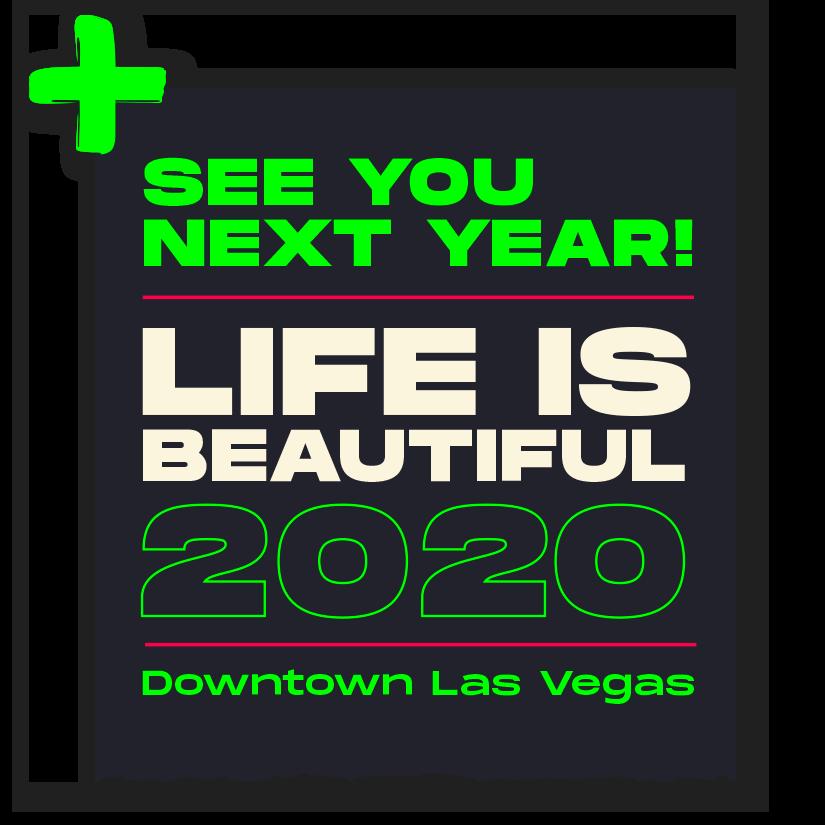 Life Is Beautiful Festival 2020.Life Is Living Festival 2020 Festival 2020