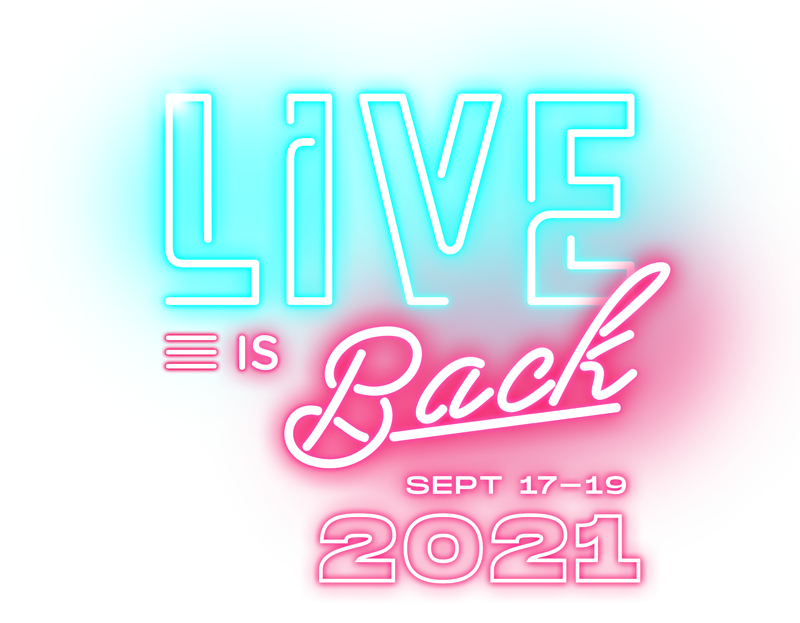 Live is Back