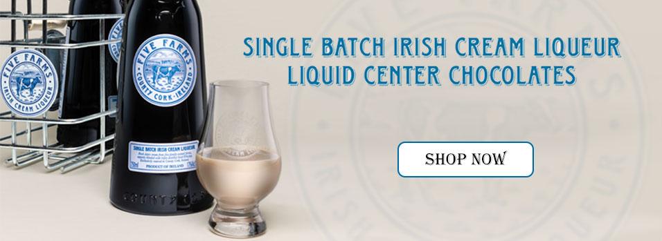 Irish Cream Liquor Chocolates