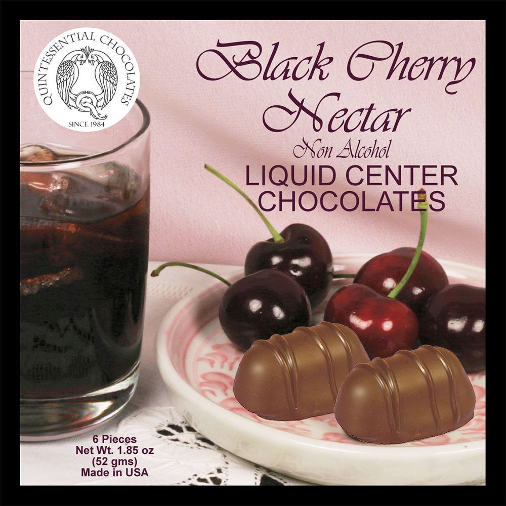 Black Cherry Nectar  6 Piece