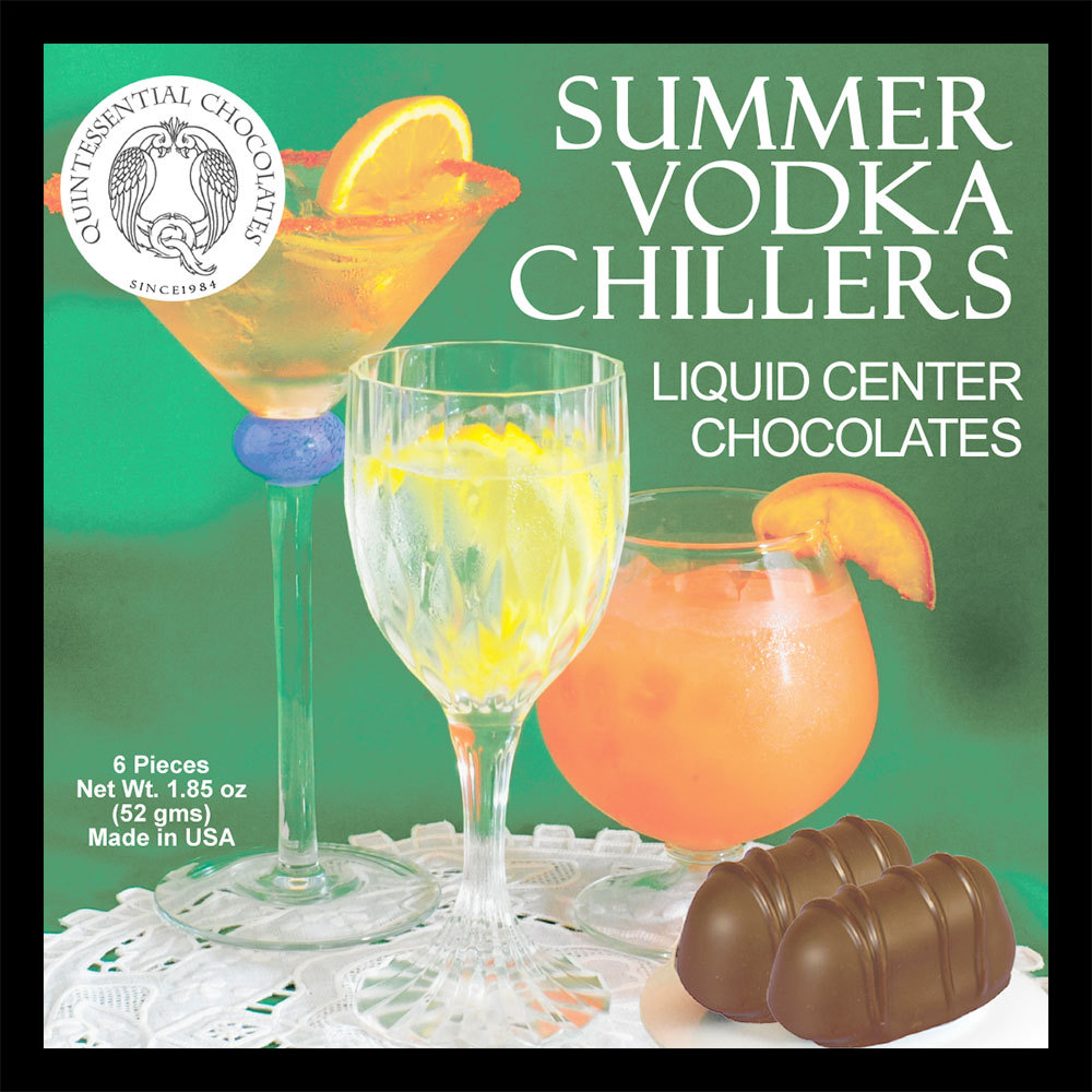 Summer Vodka Chillers