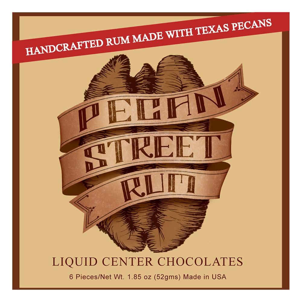 Pecan Street Rum - CLASSIC  6 Piece