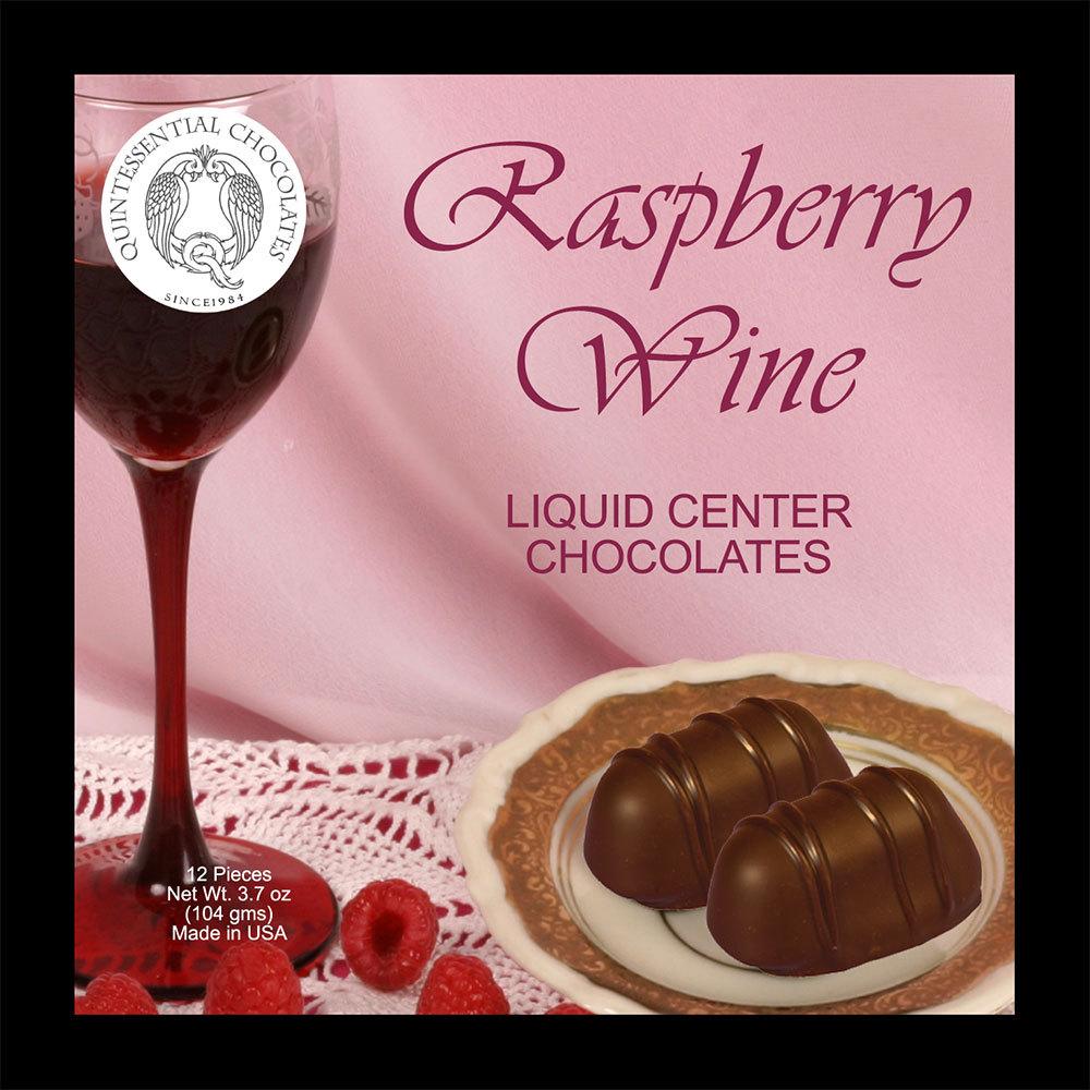 Raspberry Wine  12 Piece