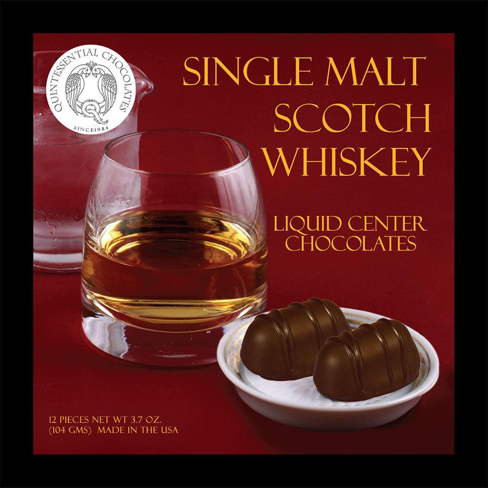 Single Malt Scotch Whiskey - PREMIUM  12 Piece
