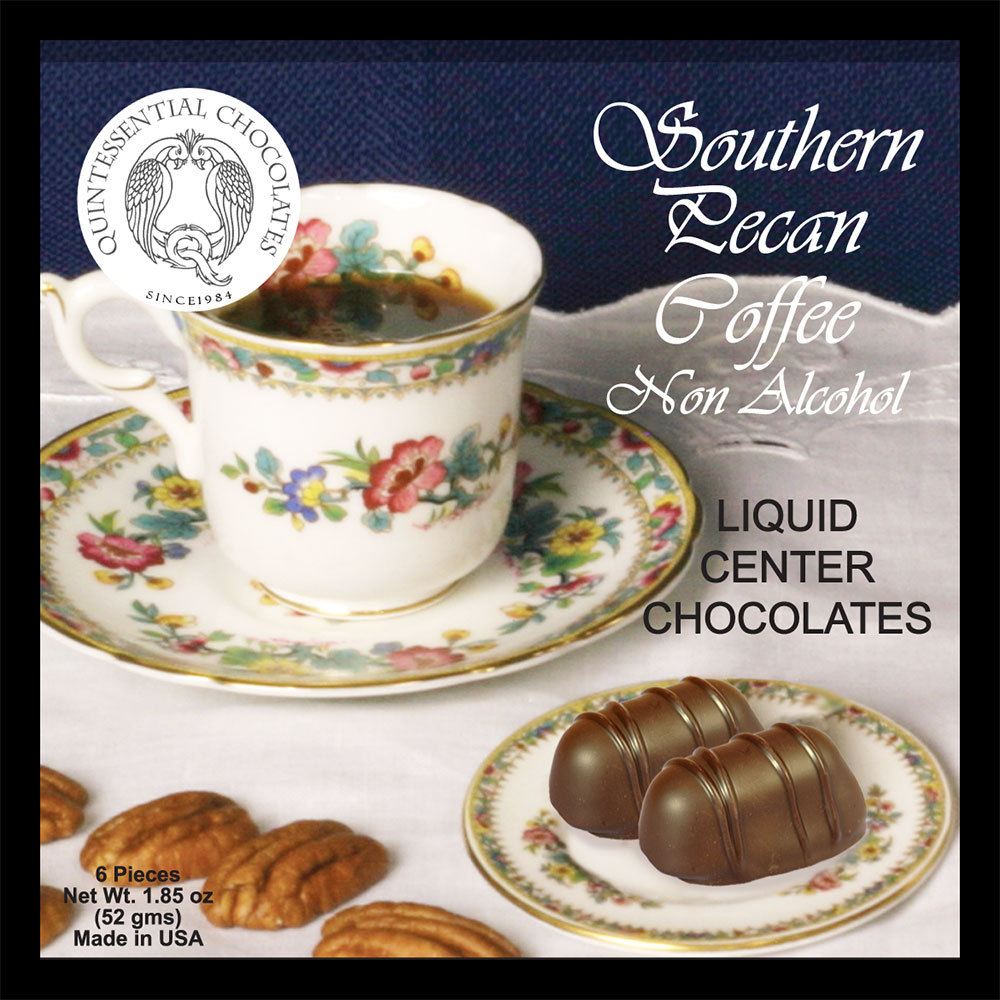 Southern Pecan Coffee  6 Piece